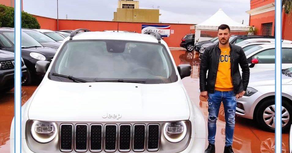 Consegna Jeep Renegade