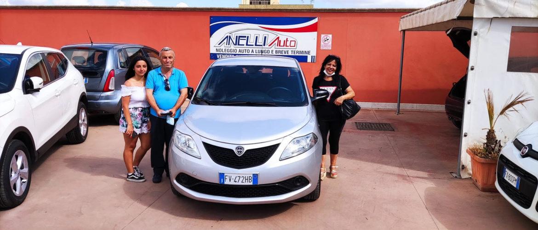 Consegna Lancia Ypsilon