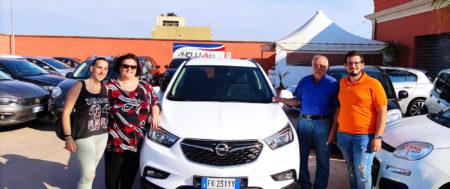 Consegna Opel Mokka