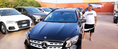 Consegna Mercedes GLA